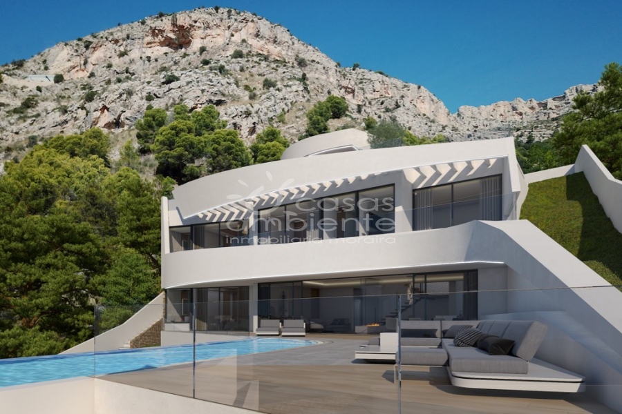 New Builds - Villa - Altea - Altea Hills