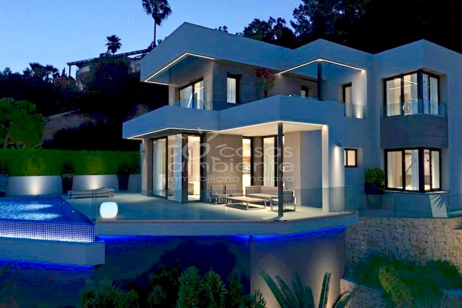 New Builds - Villas - Benissa - La Fustera