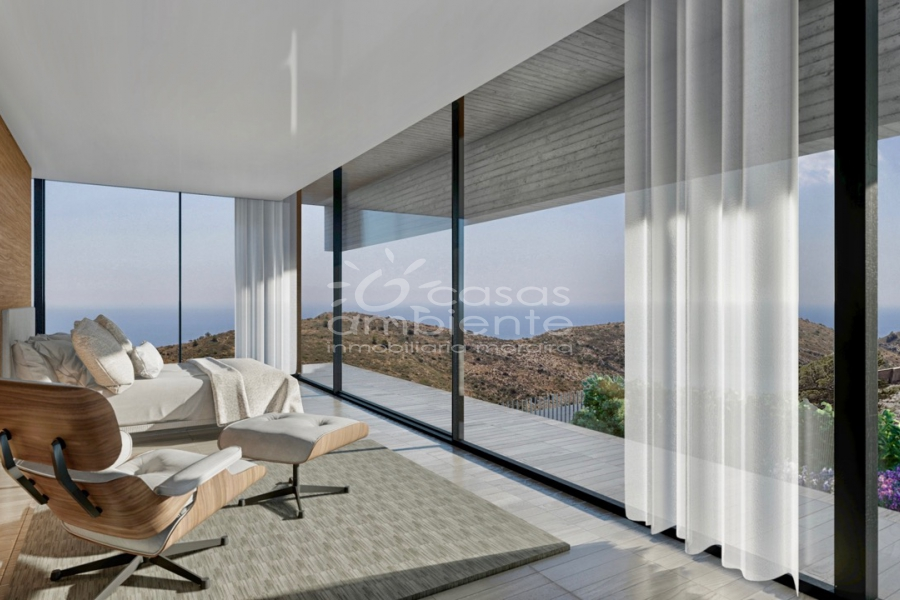 New Builds - Villa - Moraira - Arnella