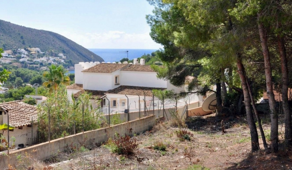 Plot of Land - Resales - Moraira - El Portet