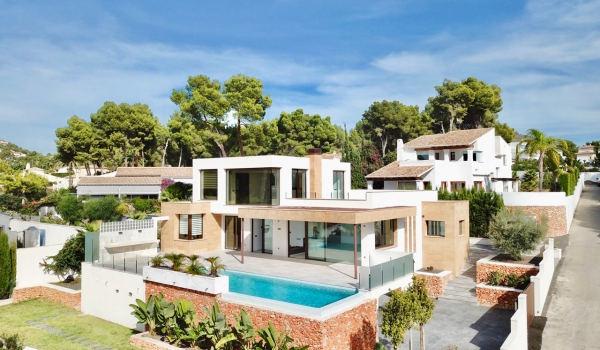 Villa - New Builds - Moraira - Pla de Mar