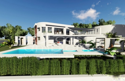 Villa - New Builds - Moraira - La Sabatera