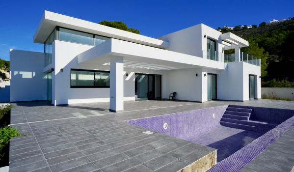 Villa - New Builds - Moraira - Verde Pino