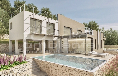 Villa - New Builds - Moraira - Benimeit