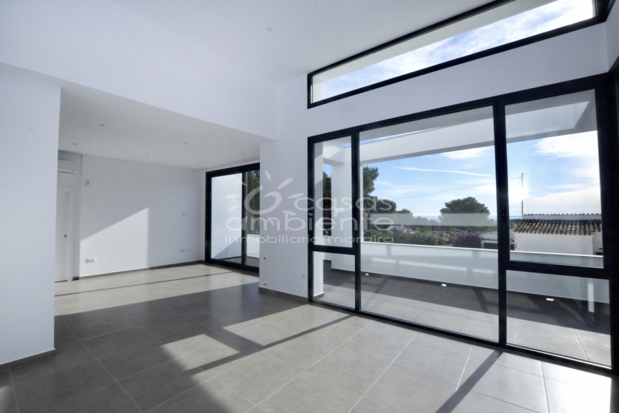 New Builds - Villa - Benissa - La Fustera