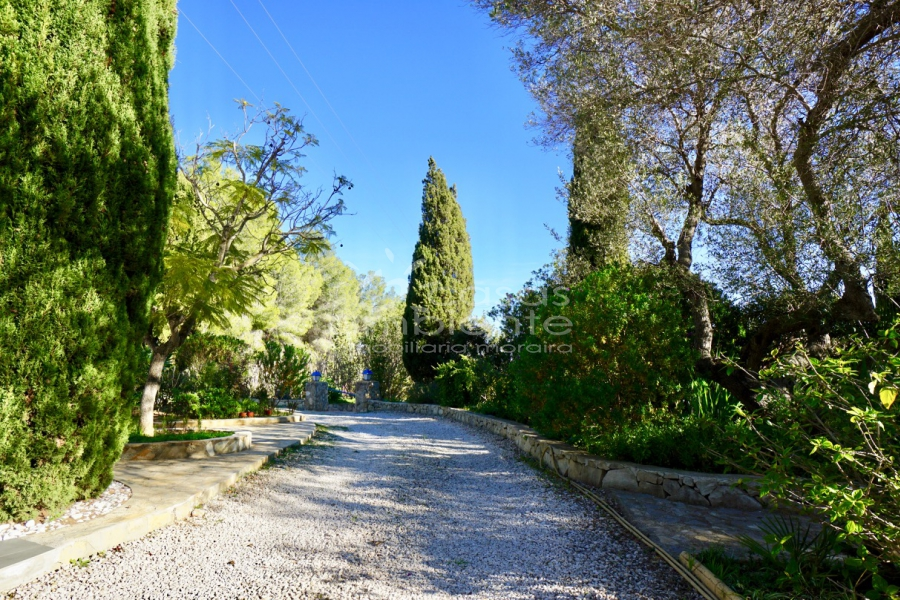 Resales - Country House / Finca - Benissa - Pinada