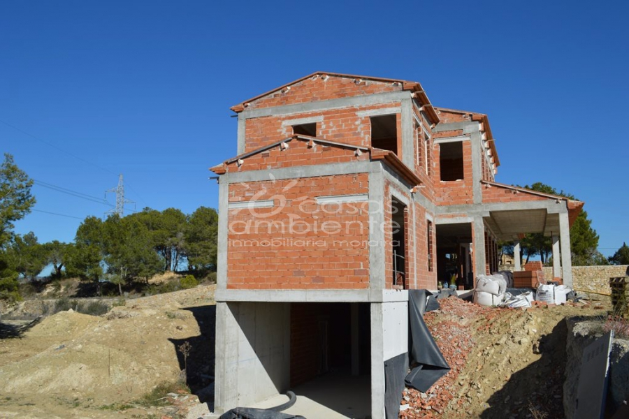 New Builds - Country House / Finca - Benissa - Pedramala