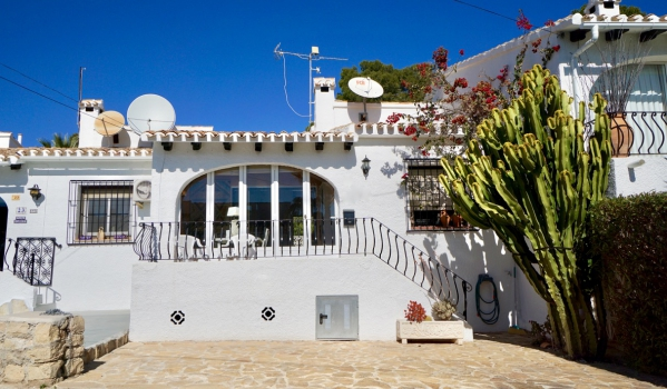 Townhouse / Terraced House - Resales - Moraira - Pinar del Advocat