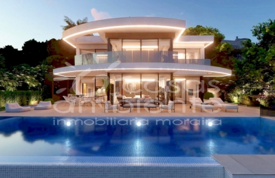 Villas - New Builds - Moraira - La Sabatera