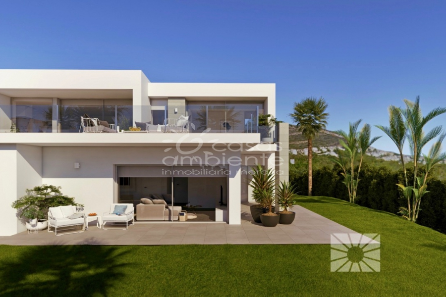New Builds - Villas - Benitachell - La Cumbre del Sol
