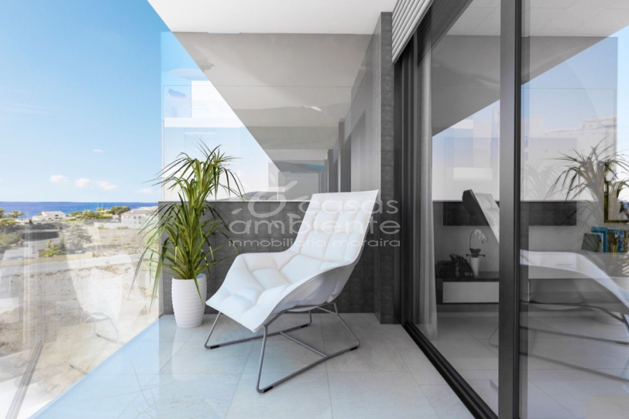 New Builds - Apartment / Flat - Calpe - Calpe Town Centre