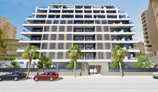 Apartment / Flat - New Builds - Calpe - Calpe Town Centre