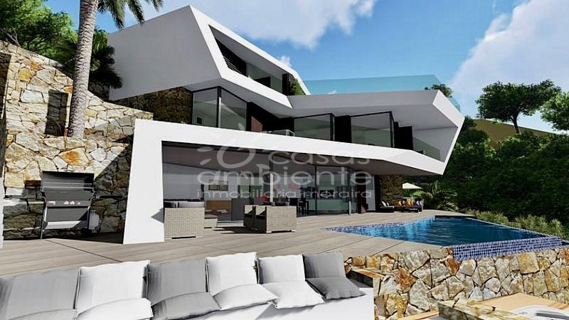 New Builds - Villas - Benissa - Raco de Galeno