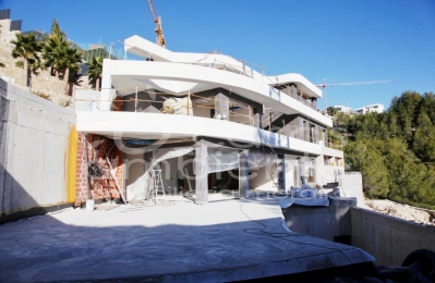 Villas - New Builds - Benissa - La Fustera