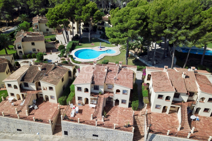 Reventes - Appartments - Pisos - Moraira - La Sabatera