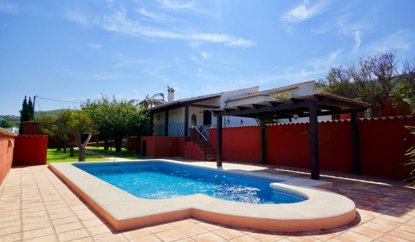 Country House / Finca - Resales - Javea - Valle del Sol