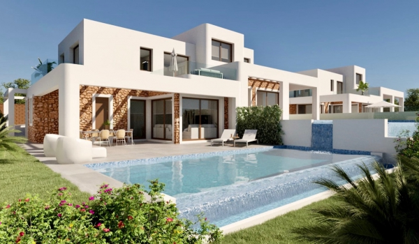 Townhouse / Terraced House - New Builds - Moraira - Paichi