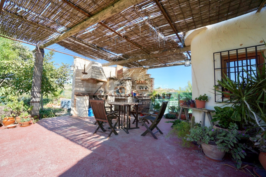 Resales - Country House / Finca - Teulada - campo
