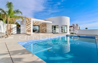 Villa - New Builds - Benissa - Buenavista