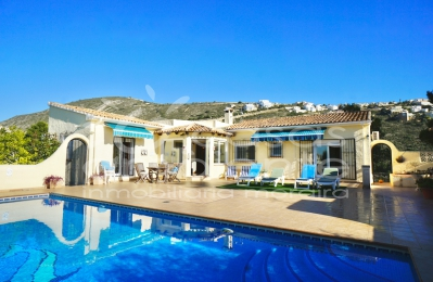 Villas - Chalets - Reventas - Moraira - Golden Valley