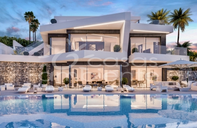 Villas - New Builds - Benissa - Raco de Galeno