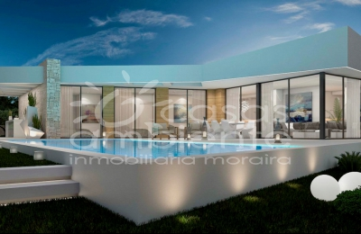 Villa - New Builds - Benitachell - Los Molinos
