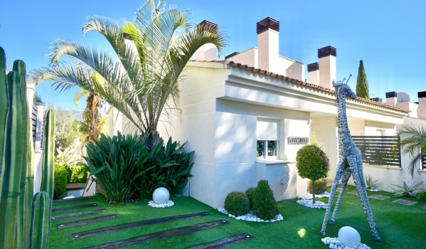 Townhouse / Terraced House - Resales - Moraira - La Sabatera