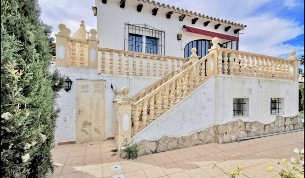 Townhouses - Terraced Houses - Resales - Moraira - Moraira Fanadix