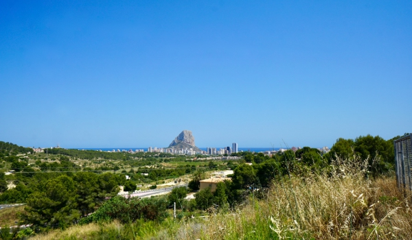 Plots of Land - Resales - Calpe - 0 Partida Corralet