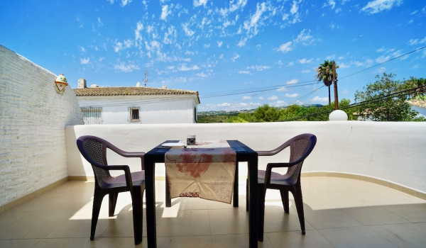 Appartment / Piso - Reventes - Moraira - Villotel