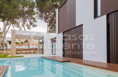 Villas - New Builds - Moraira - La Cometa