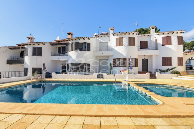 Resales - Townhouses - Terraced Houses - Moraira - La Cometa