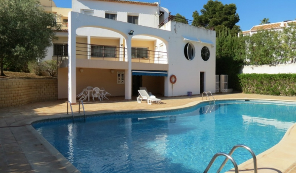 Appartment / Piso - Reventes - Moraira - La Cometa