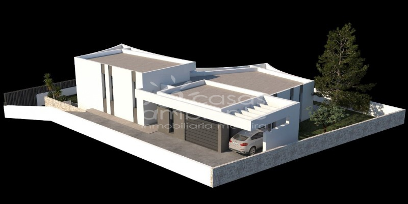 New Builds - Villa - Benitachell - Los Molinos