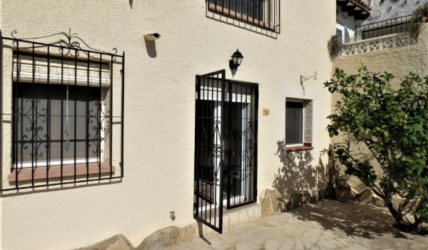 Townhouses - Terraced Houses - Resales - Moraira - La Sabatera